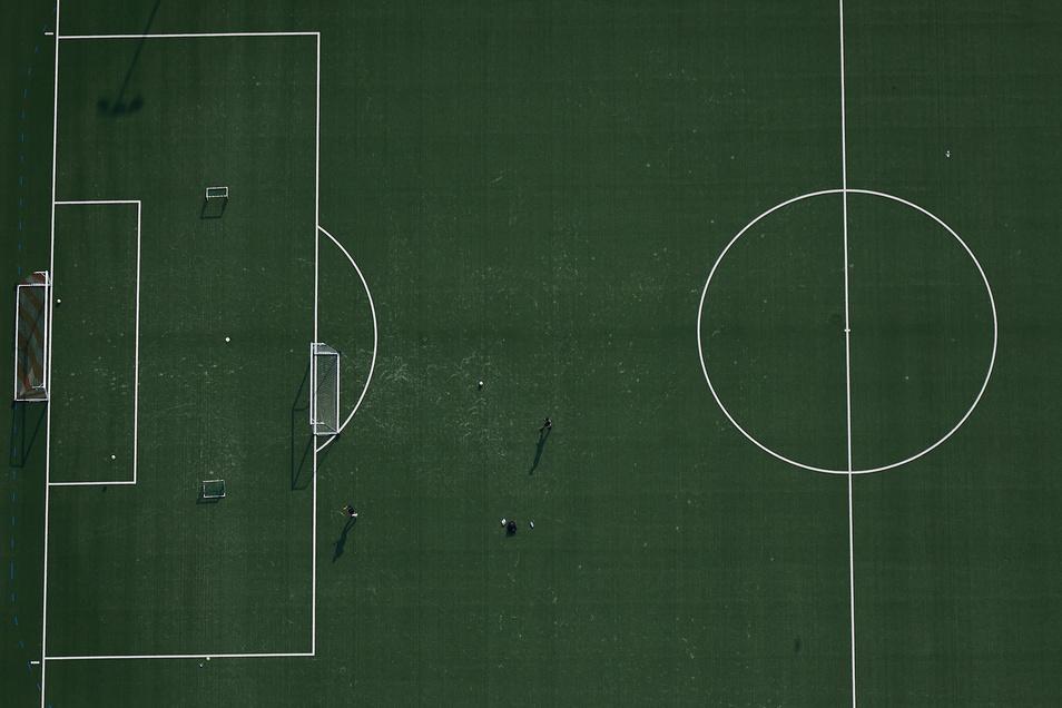 Die Saison in der Landesliga ist offiziell beendet, die Auf- und Abstiegsregelung außer Kraft gesetzt. Das hat der Sächsische Fußball-Verband entschieden.