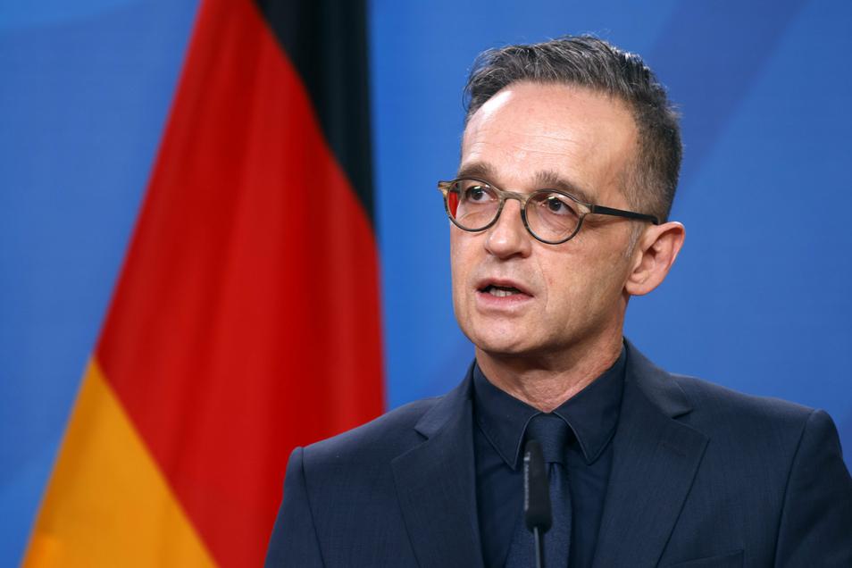 Das Auswärtige Amt verkündete die Ausweisung eines russischen Diplomaten aus Deutschland.