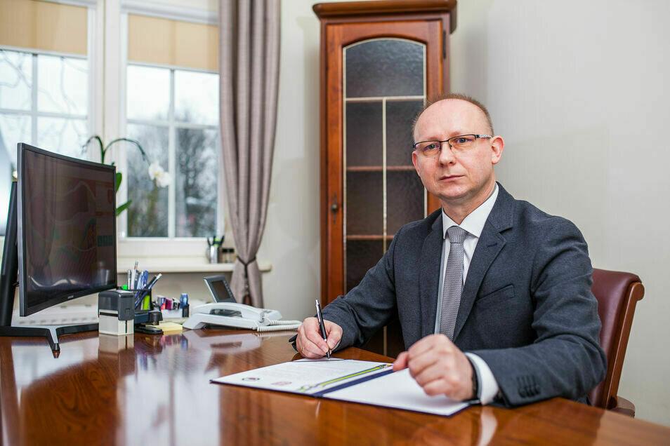 22 Monate nach der Amtsübernahme: Wojciech Błasiak ist als Bogatynias Bürgermeister zurückgetreten.