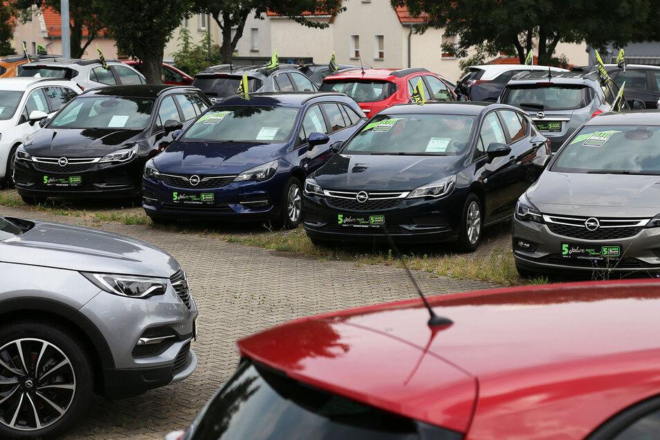Eine große Auswahl an Gebrauchten beim Autohaus Dresden