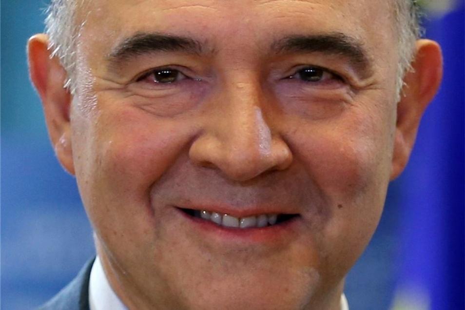 Pierre Moscovici (60). Der französische Sozialist ist seit 2014 in der EU-Kommission für Wirtschafts- und Währungsfragen zuständig.