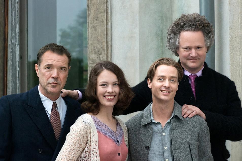 """""""Werk ohne Autor"""" mit Sebastian Koch, Paula Beer und Tom Schilling. Regie führte Florian Henckel von Donnersmarck."""