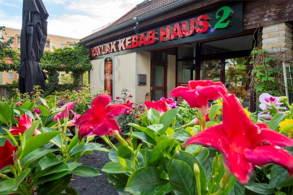 """Das """"Yaylak Kebab Haus 2"""" hat vor Kurzem auf dem Sonnenstein in Pirna eröffnet."""