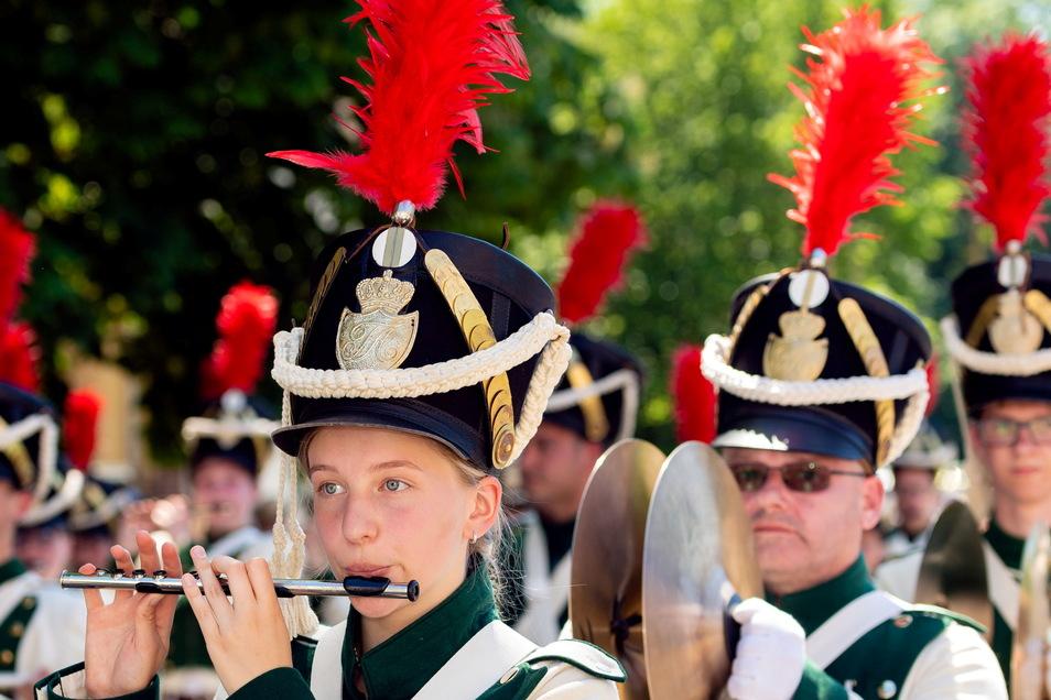 Das diesjährige Bierstadtfest wird am Freitagabend, den 20. August, mit dem Sternmarsch der Radeberger Spielmannszüge eröffnet.