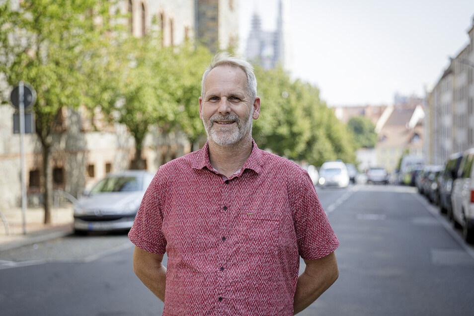 Für Andreas Schaaf ist es selbstverständlich, ehrenamtlich tätig zu sein. In diesem Jahr arbeitet der Jauernick-Buschbacher in einem Görlitzer Wahllokal mit.