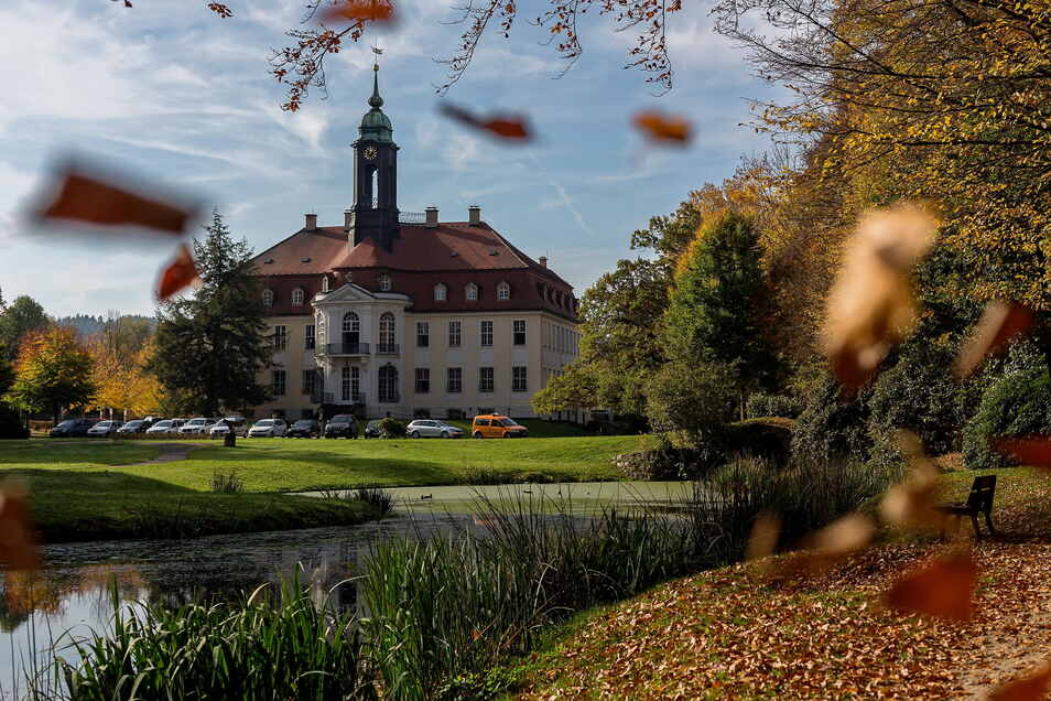 Trotz Corona wurde auch 2020 im Schloss Reinhardtsgrimma geheiratet.