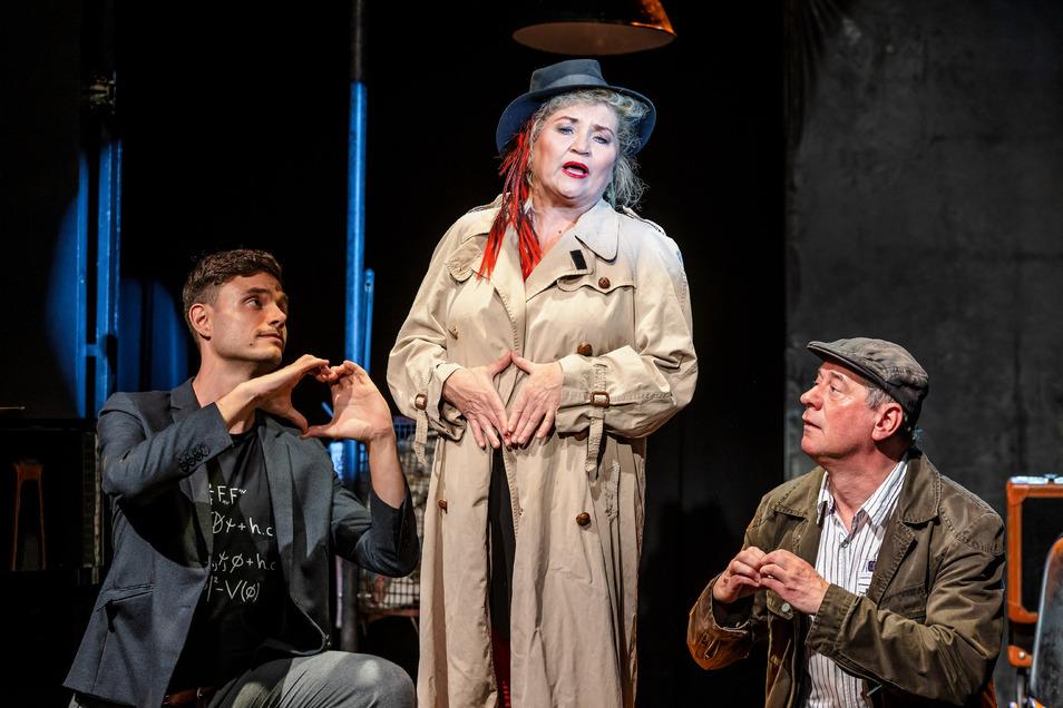Birgit Schaller singt ein Loblied auf die scheidende Kanzlerin.