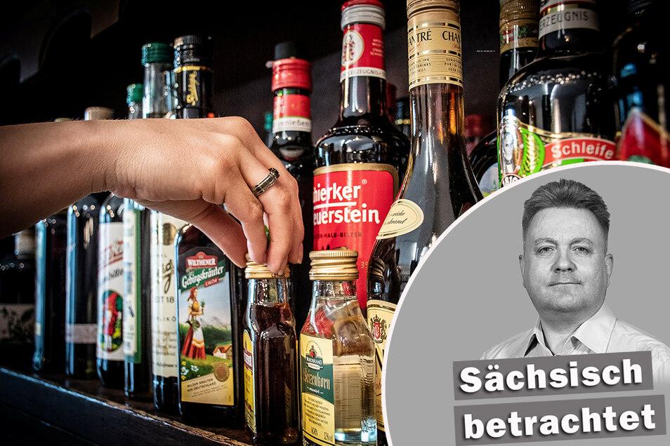 Alkohol braucht man im Wahlkampfzeiten nicht. Der Rausch kommt in dieser Zeit von ganz allein, wenn man durch die Straßen zieht.
