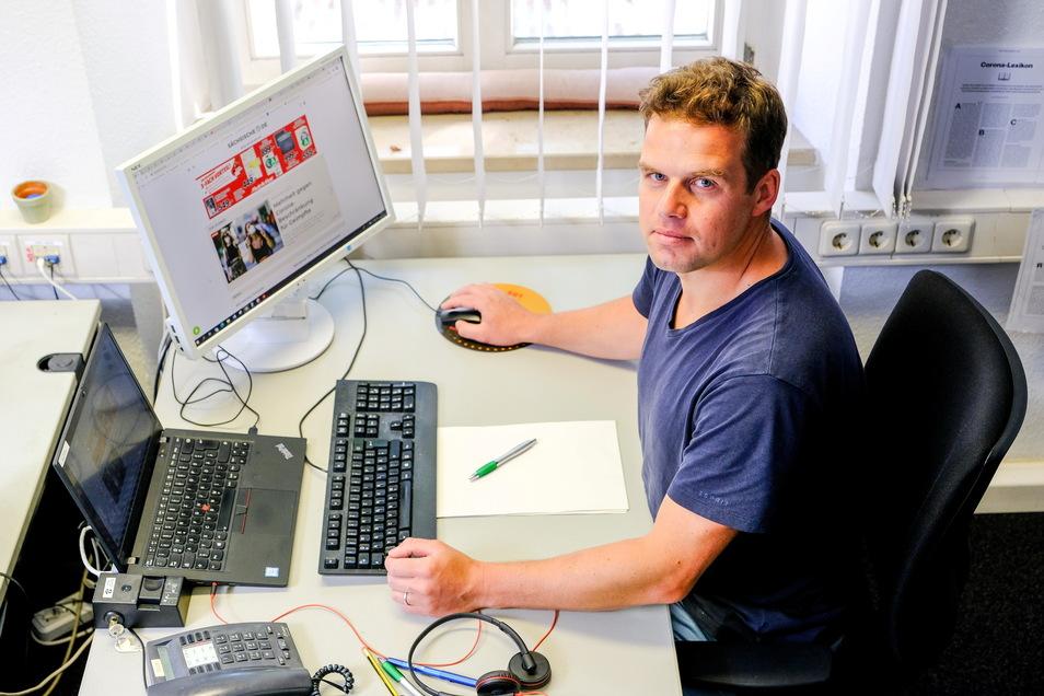 David Berndt ist Reporter in der SZ-Redaktion Bautzen.
