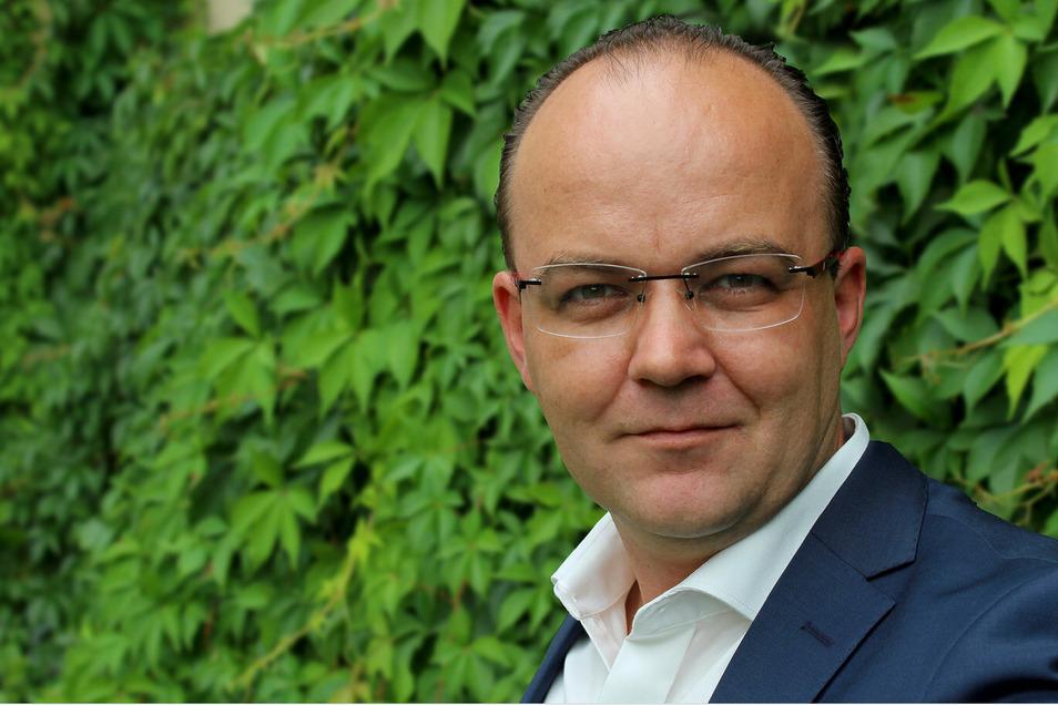 Alexander Lasch ist Linguistik-Professor an der TU Dresden.