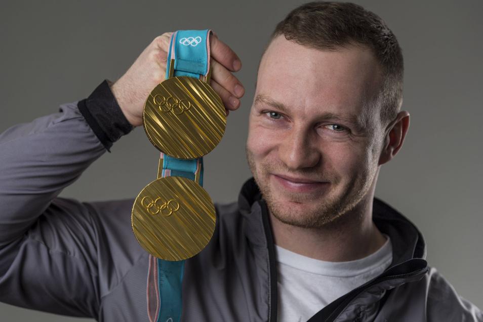 Zweimal Olympiasieger ist Francesco Friedrich, dazu Dauerweltmeister - aber in einem Nischensport unterwegs.