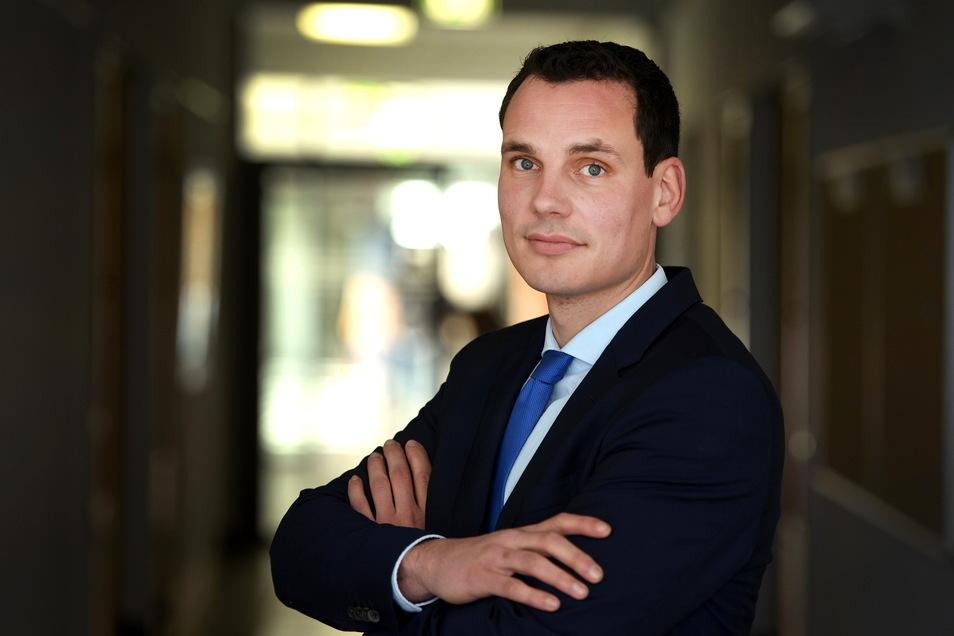 Erik Hahn ist Medizinrechtsexperte und lehrt als Professor an der Hochschule Zittau/Görlitz.