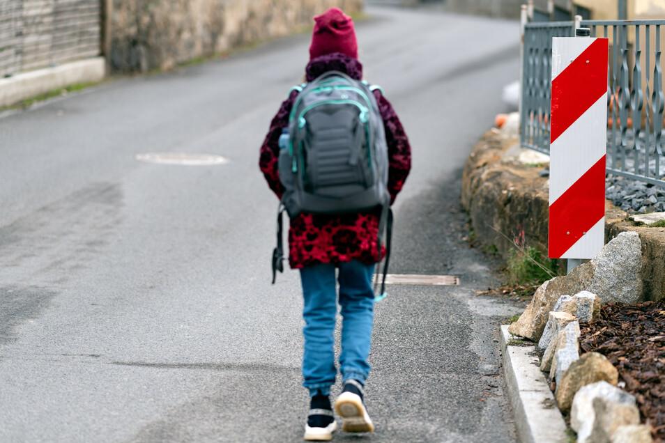 Mehrere Kinder wurden von Fremden angesprochen.