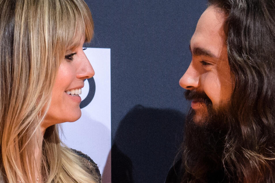 Model Heidi Klum und Musiker Tom Kaulitz haben auf Capri geheiratet.