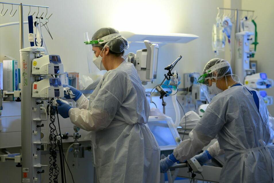 Die Pandemie fordert weitere Menschenleben.