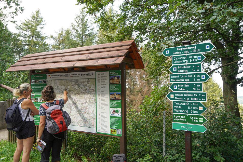 Der zehnte Sächsische Wandertag lädt nach Wilthen in die Oberlausitz ein. Auf dem Programm stehen familienfreundliche, kulturelle sowie sportliche Touren.