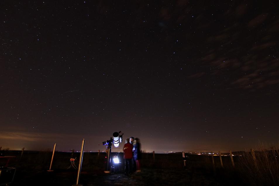 Der Sternenhimmel fasziniert den Menschen seit Anbeginn der Zeit. Die Dresdner Nacht der Sterne macht ihn erlebbar.