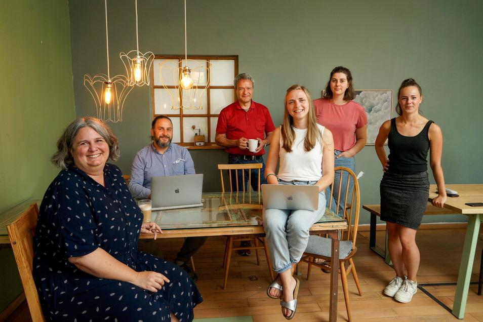 Das Team von Working Evolutions hat sich im vergangenen Jahr die Arbeitsweise von über 20 Organisationen in der Oberlausitz angeschaut.