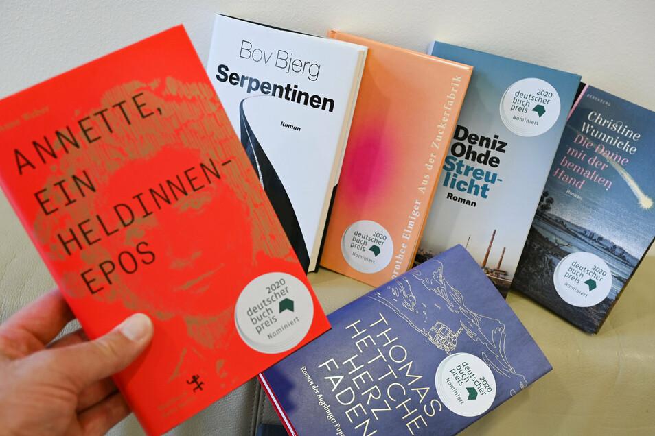 Die Bücher von Anne Weber.