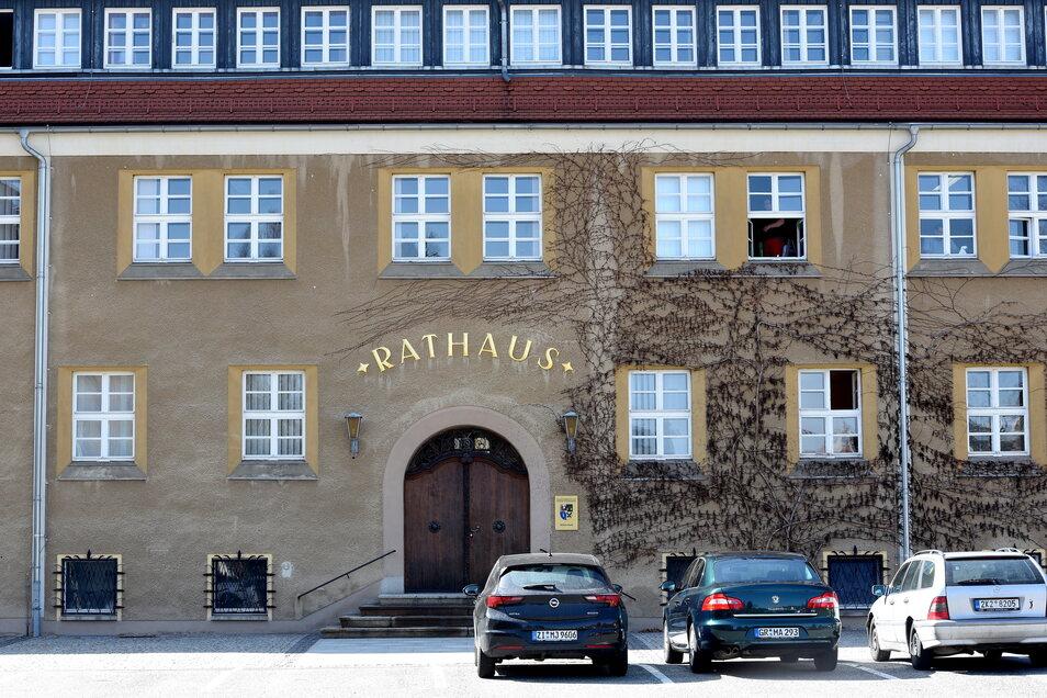 Die Verwaltung im Seifhennersdorfer Rathaus befindet sich gerade in einem Umstrukturierungsprozess.