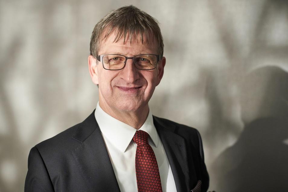 Ingo Seidemann ist einer von zwei Geschäftsführern des Investors, der S&G Development GmbH.