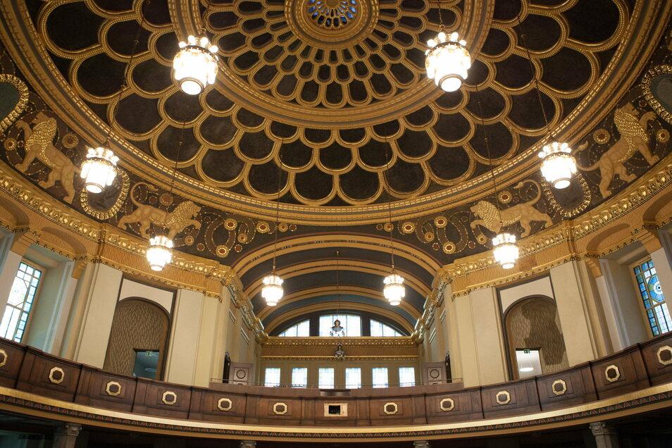 Endlich ist sie fertig. Die Restaurierung der Görlitzer Synagoge begann vor 30 Jahren.