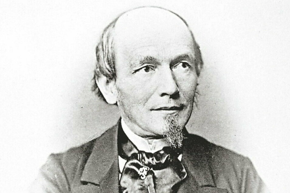 Ferdinand Adolph Lange (1815-1875) war von 1848 bis 1866 auch Bürgermeister von Glashütte und von 1857 an bis zu seinem Tod Abgeordneter des Sächsischen Landtages.