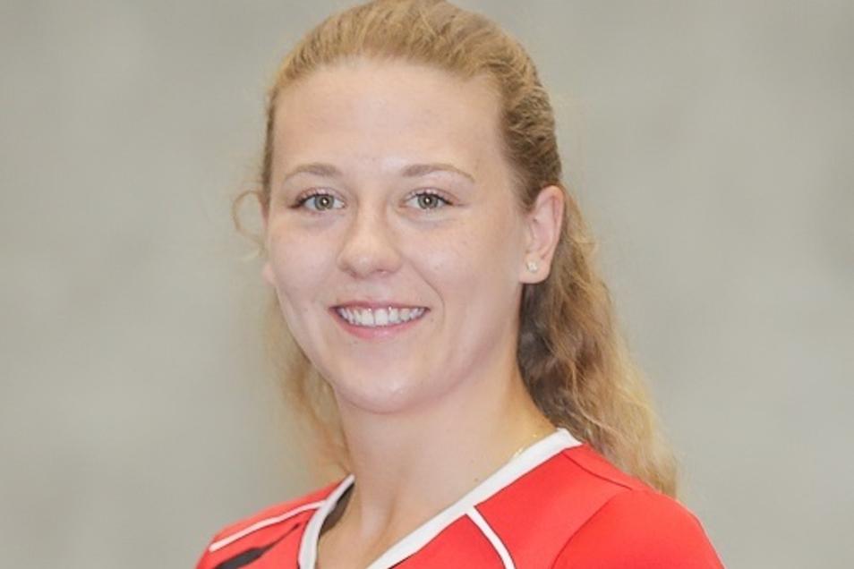 Maja Storck ist eine der Stützen in der Nationalmannschaft der Schweiz.