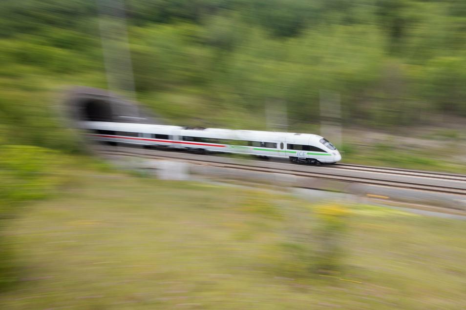Irgendwann soll es mal ganz schnell von Prag über Liberec, Zittau und Görlitz nach Berlin gehen.