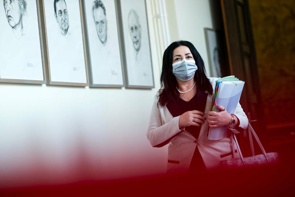 Dilek Kalayci (SPD) ist Berliner Gesundheitssenatorin und Vorsitzende der Gesundheitsministerkonferenz der Länder.