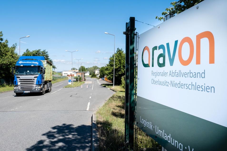 Der Ravon will seine Mülldeponie in Kunnersdorf erweitern.