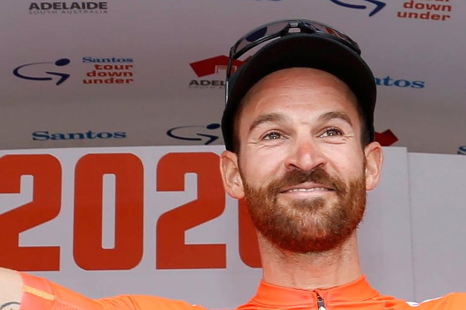 Der Radsportler Simon Geschke ist positiv auf das Virus getestet worden und wird nicht am Straßenrennen am Samstag teilnehmen können.