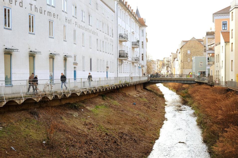 Die Trieibisch und andere Oberflächengewässer im Kreis Meißen trocknen immer mehr aus. Wasser darf jetzt nicht mehr entnommen werden, ordnet das Landratsamt an.