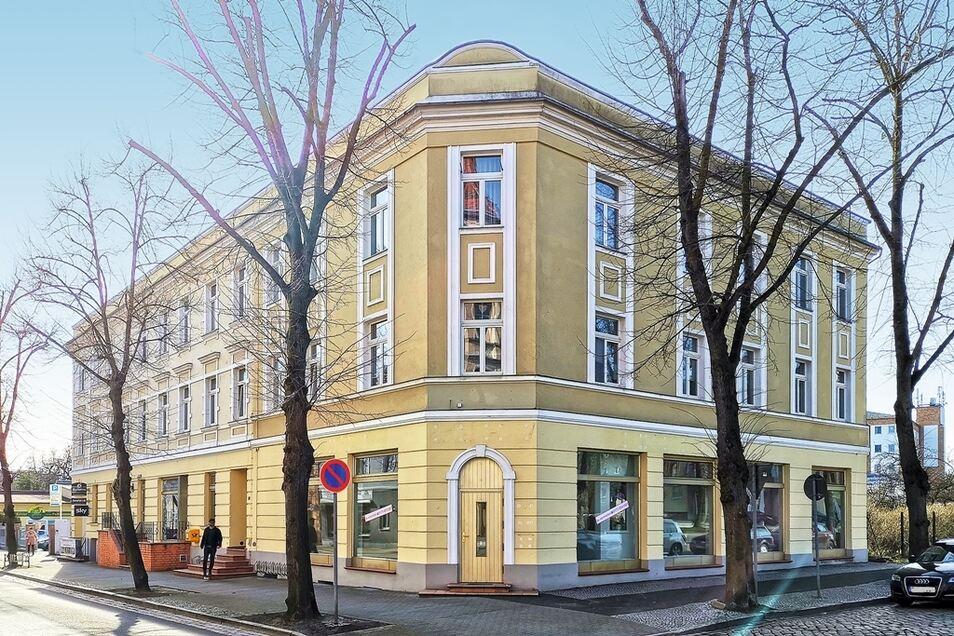 Denkmalg. Wohn- und Geschäftshaus in Weißwasser / Mindestgebot 450.000 Euro