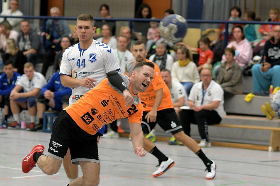 Ende September 2020 hatte der VfL Waldheim 54 noch die HSG Neudorf/Döbeln zum Derby in der Verbandsliga der Männer empfangen. Das Rückspiel wird es nun nicht mehr geben.