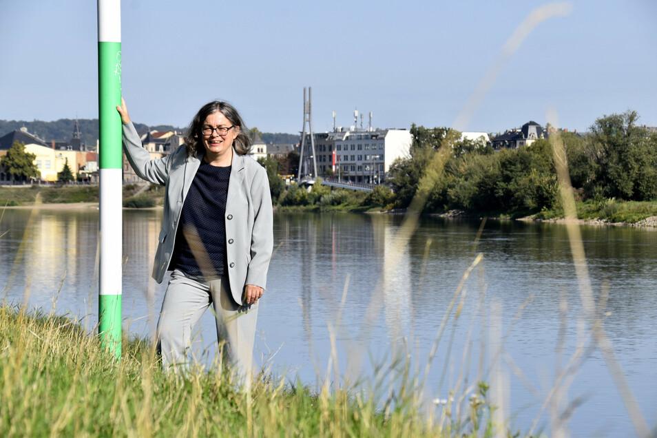 Umweltbürgermeisterin Eva Jähnigen erklärt im SZ-Interview, was sie im Ostragehege vorhat.