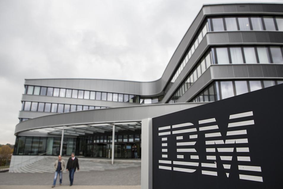 Der Technologieriese IBM war im ersten Halbjahr die Nummer eins unter den Beraterfirmen der Bundesregierung.
