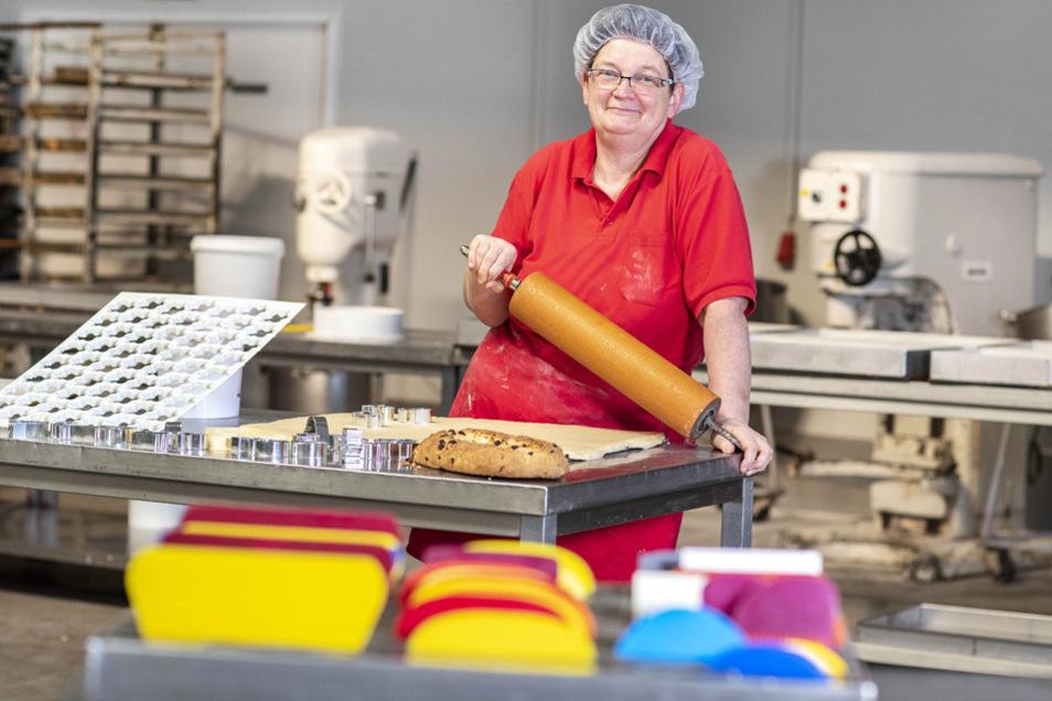 Stollen und Plätzchen gehören zu Weihnachten dazu. Am 23. November lädt die Bäckerei Erntebrot in Döbeln zum Tag der offenen Tür ein.
