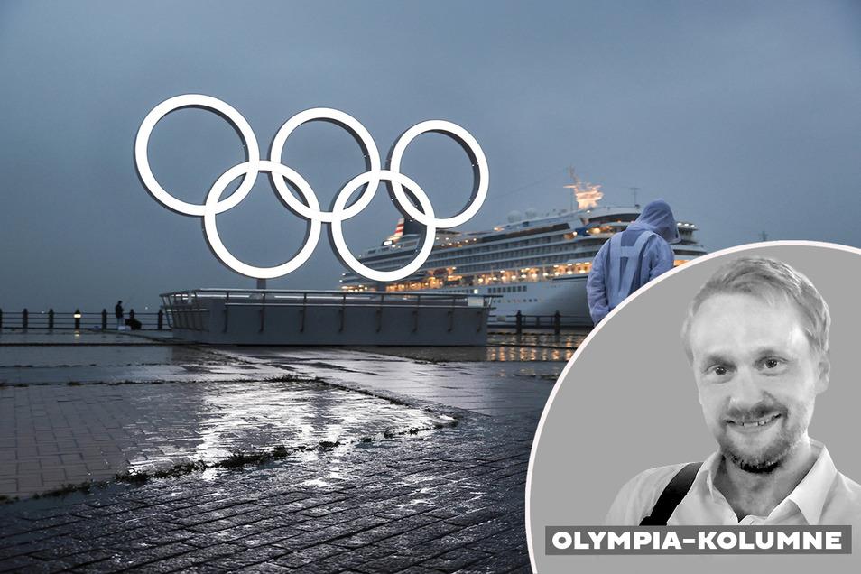 """Hat die Gesundheit bei den Olympischen Spielen wirklich """"oberste Priorität""""? Dieser Frage geht Felix Lill in seiner neuesten Kolumne nach."""