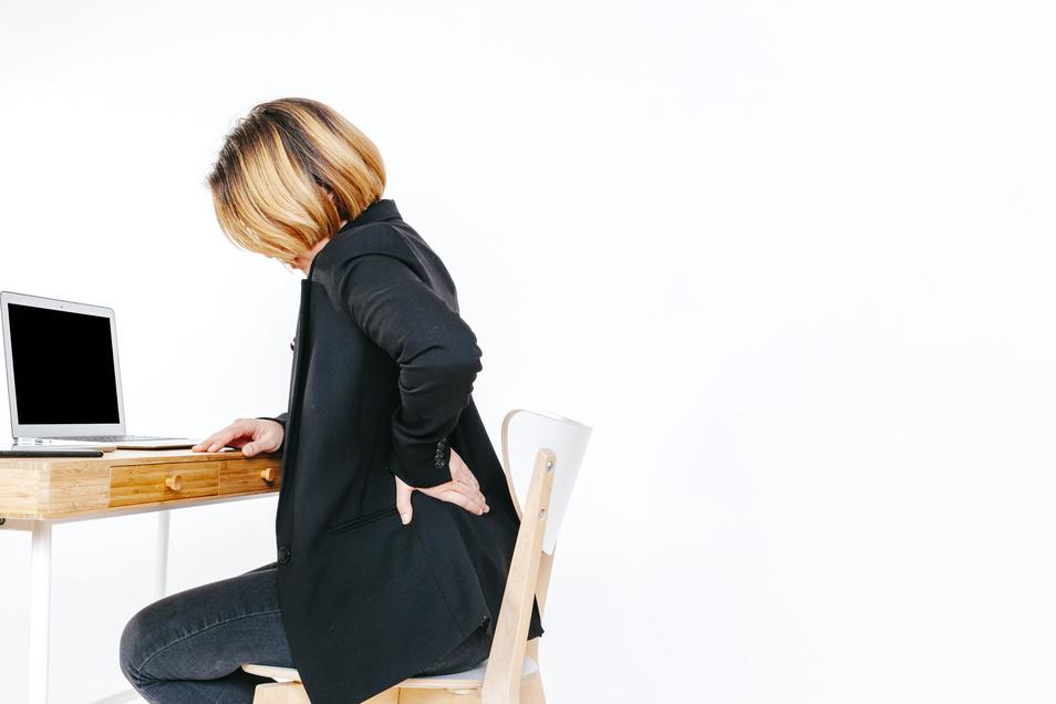 Gegen Rückenschmerzen helfen nur zwei Dinge: Bewegung und gezieltes Muskeltraining.