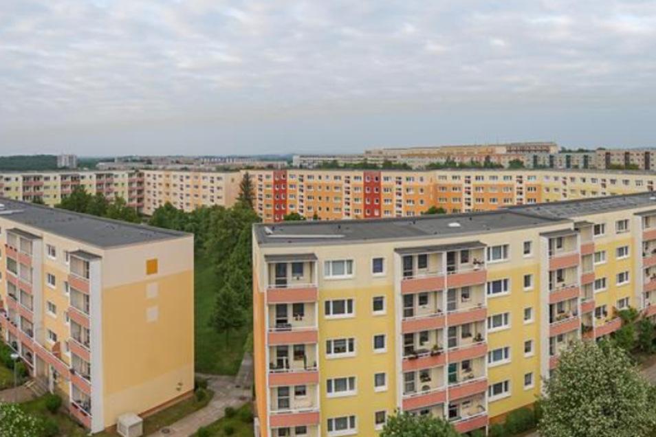Der Bautzener Stadtteil Gesundbrunnen - am 30. August findet dort ein Stadtteilspaziergang statt.