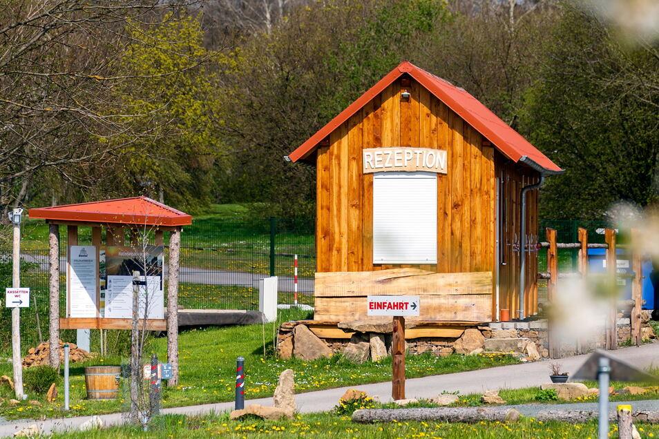 Aufgrund der unklaren Situation werden im Reisemobilpark Bastei vorerst auch keine Buchungsanfragen angenommen.
