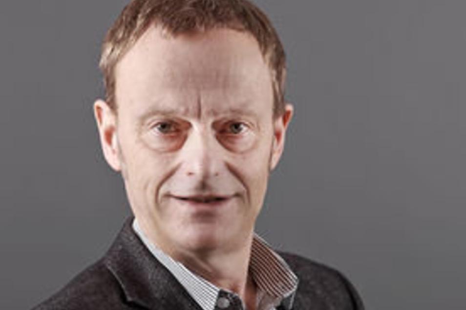 """Gilbert Lupfer leitet das Provenienzforschungs-, Erfassungs- und Inventur-Projekt """"Daphne"""" in Dresden."""