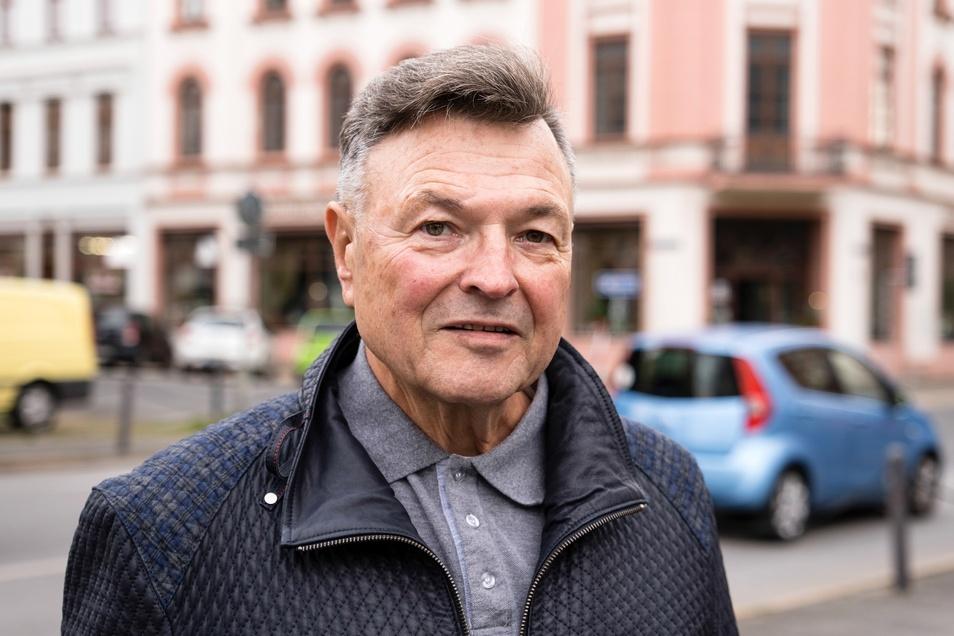 Roland Klar (76), Görlitz