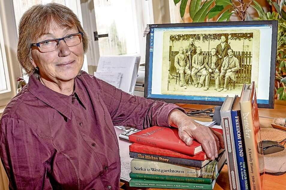 Trudla Malinkowa ist in der Region um Bautzen auch als Autorin von Sachbüchern bekannt.