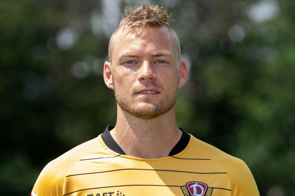 Auch Brian Hamalainen zog es in die Heimat. Er spielt jetzt beim dänischen Erstligateam von Lyngby BK.