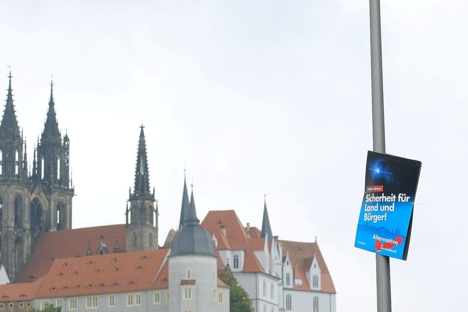 Die AfD ist mit 23 Sitzen die zweitstärkste Fraktion im  Meißner Kreistag. Sie hat 16 Sitze hinzu gewonnen. Die CDU hat 12 Sitze verloren.