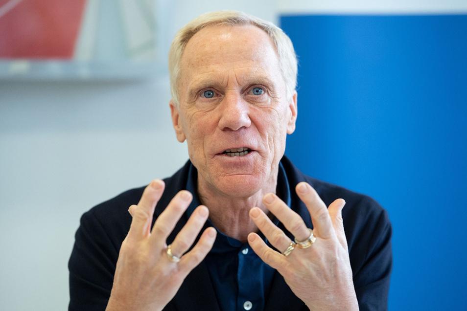 Ingo Froböse, Sportwissenschaftler an der Deutschen Sporthochschule Köln