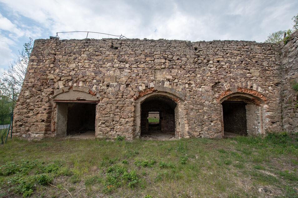 Auch in anderen Ortsteilen wie in Rittmitz und Schrebitz finden sich weitere Spuren aus der Geschichte des Kalkabbaus.