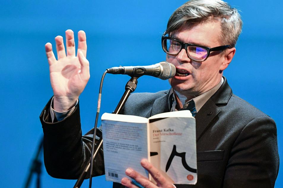 Tschechiens Bestsellerautor Jaroslav Rudiš ist am 10. Juni im Rahmen der Literaturtage an der Neiße in Görlitz zu Gast.